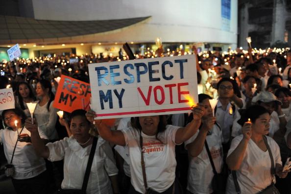 民主主義「Pro Election Activists Hold Rallies Ahead Of Planned Government Shutdown」:写真・画像(17)[壁紙.com]