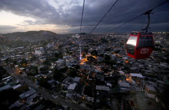Rio「Brazil's Growth Pushes Urbanization Rate Towards 90 Percent」:写真・画像(10)[壁紙.com]