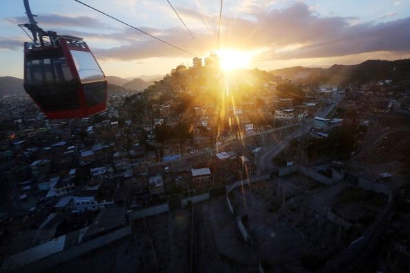 Rio「Brazil's Growth Pushes Urbanization Rate Towards 90 Percent」:写真・画像(11)[壁紙.com]