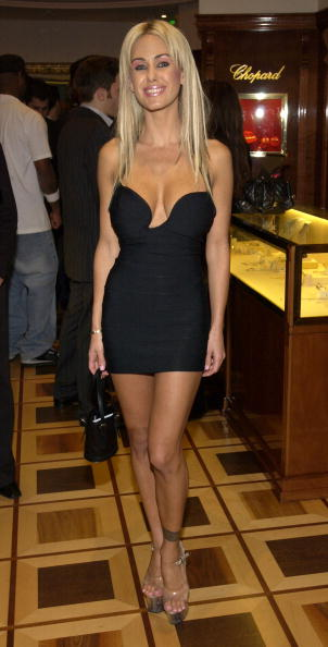 Shauna Sand「Jason Davis, Chopard and The Hollywood Reporter Celebrate the Holidays with a Shopping Party」:写真・画像(10)[壁紙.com]