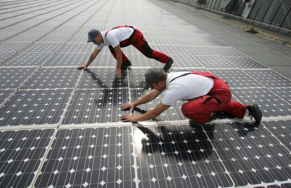 Solar Panel「Alternative Energy in Germany」:写真・画像(13)[壁紙.com]