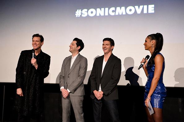 """Westfield Group「""""Sonic the Hedgehog"""" London Fan Screening」:写真・画像(4)[壁紙.com]"""