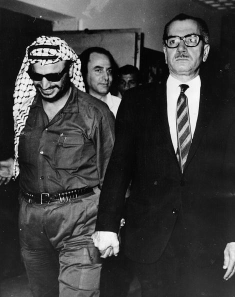 20th Century「Arafat and Rifai」:写真・画像(9)[壁紙.com]