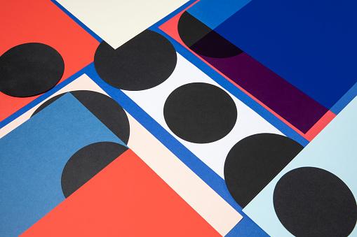 Color Block「Pastel Paper Background」:スマホ壁紙(10)