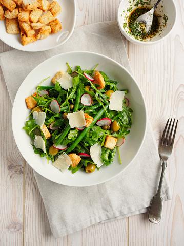 Arugula「Healthy Summer green salad」:スマホ壁紙(18)