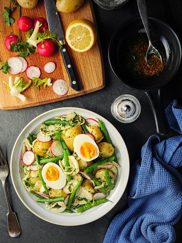 Fennel「Healthy summer salad」:スマホ壁紙(9)