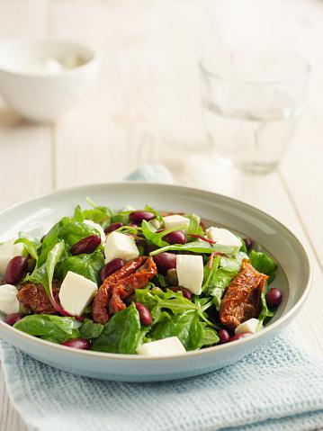 Vinaigrette Dressing「Healthy Summer salad」:スマホ壁紙(10)