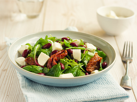 Vinaigrette Dressing「Healthy Summer salad」:スマホ壁紙(7)