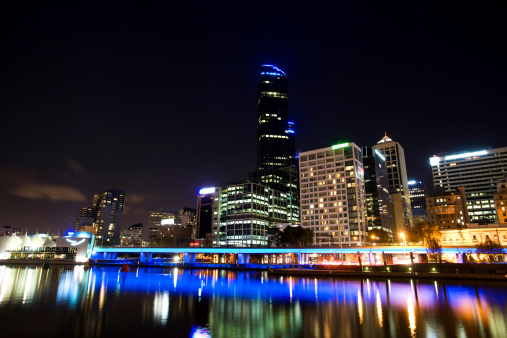 Multiple Exposure「Melbourne」:スマホ壁紙(6)