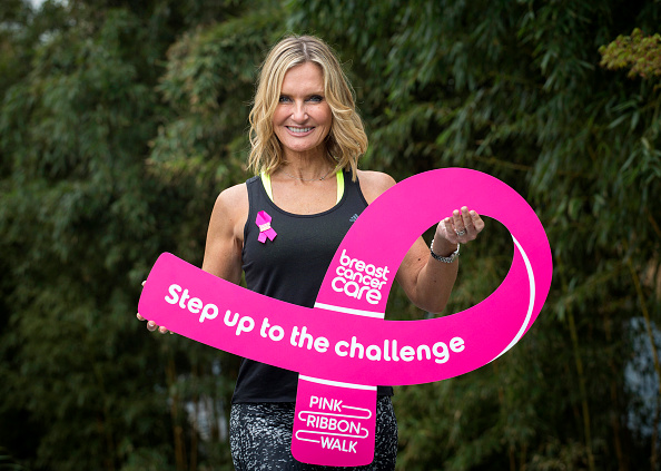 Jacquie Beltrao「Jacquie Beltrao Praises Charlotte Hawkins For Supporting Her Through The Darkest Times Of Her Breast Cancer Treatment」:写真・画像(18)[壁紙.com]