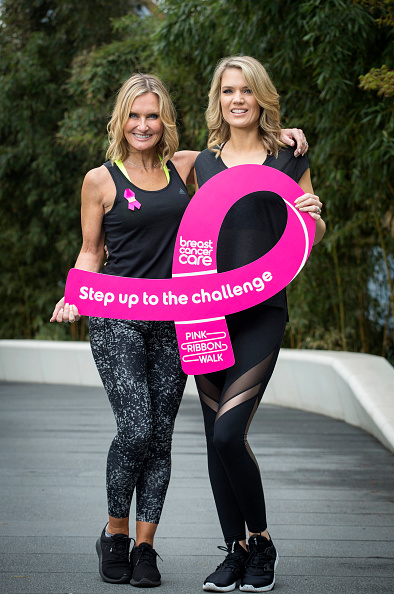 Jacquie Beltrao「Jacquie Beltrao Praises Charlotte Hawkins For Supporting Her Through The Darkest Times Of Her Breast Cancer Treatment」:写真・画像(16)[壁紙.com]