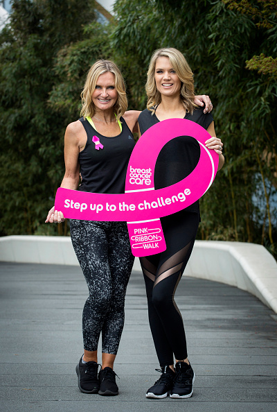 Jacquie Beltrao「Jacquie Beltrao Praises Charlotte Hawkins For Supporting Her Through The Darkest Times Of Her Breast Cancer Treatment」:写真・画像(6)[壁紙.com]