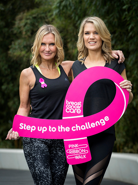 Jacquie Beltrao「Jacquie Beltrao Praises Charlotte Hawkins For Supporting Her Through The Darkest Times Of Her Breast Cancer Treatment」:写真・画像(5)[壁紙.com]