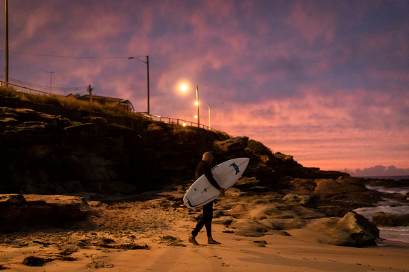 Travel「Some Sydney Beaches Reopen For Exercise As Australian Coronavirus Infection Rate Continues To Decline」:写真・画像(19)[壁紙.com]