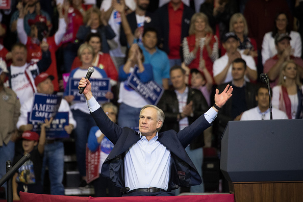 Governor「President Trump Holds Rally In Houston, Texas」:写真・画像(13)[壁紙.com]