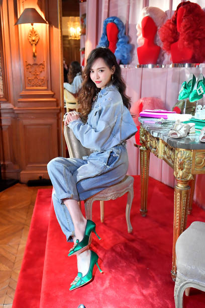 Roger Vivier: Day Dream Vivier - Press Day - Paris Fashion Week Womenswear Fall/Winter 2019/2020:ニュース(壁紙.com)