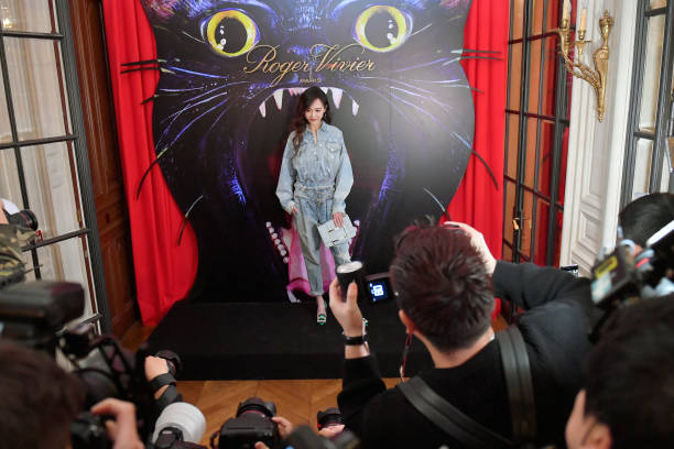 Roger Vivier: Day Dream Vivier - Press Day - Paris Fashion Week Womenswear Fall/Winter 2019/2020:ニュース(壁紙.com)