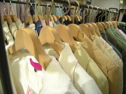 Formalwear「Clothes on Display in Fashion Shop」:スマホ壁紙(12)