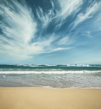 Beach「Ocean Skyline 7」:スマホ壁紙(12)