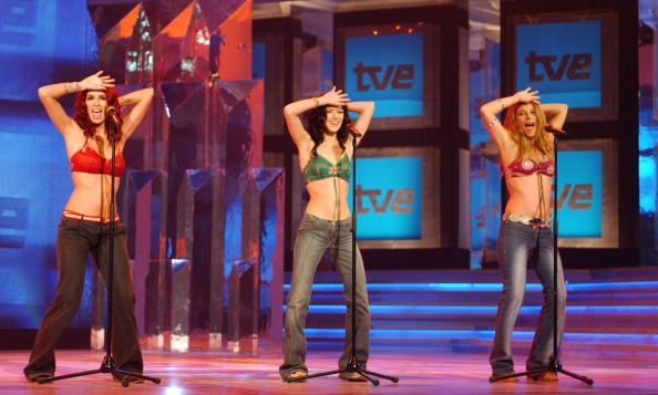 Condiment「Artists Perform For Spanish TVE Show」:写真・画像(12)[壁紙.com]