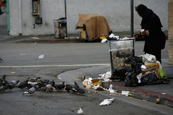 Financial District「Los Angeles To Allow Homeless To Sleep On Sidewalks」:写真・画像(5)[壁紙.com]