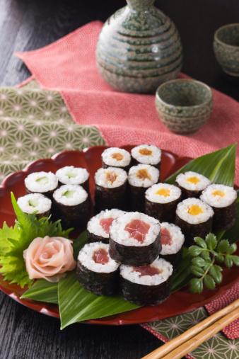 Sake「Sushi Rolls」:スマホ壁紙(4)