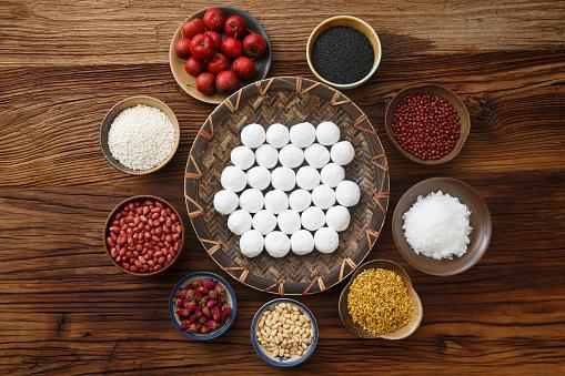 Hawthorn「Glutinous Rice Balls for Lantern Festival」:スマホ壁紙(10)