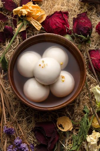 Dim Sum「Glutinous Rice Ball for Lantern Festival」:スマホ壁紙(19)
