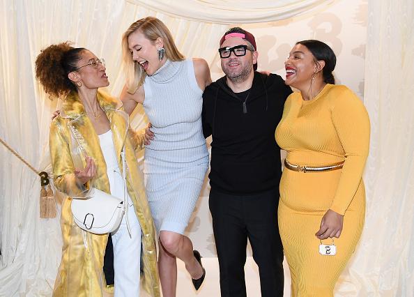 ニューヨークファッションウィーク「Brandon Maxwell - Front Row - February 2019 - New York Fashion Week」:写真・画像(2)[壁紙.com]