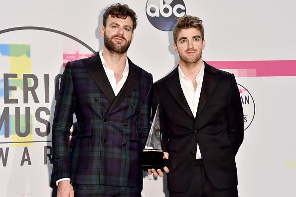 2017 American Music Awards「2017 American Music Awards - Press Room」:写真・画像(16)[壁紙.com]