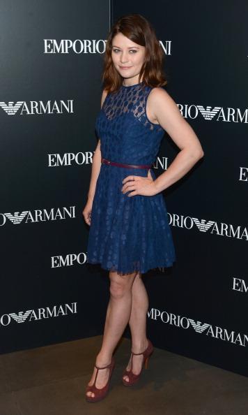Emilie De Ravin「Emporio Armani New York Flagship Opening」:写真・画像(6)[壁紙.com]