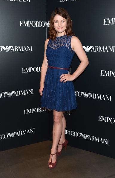 Emilie De Ravin「Emporio Armani New York Flagship Opening」:写真・画像(7)[壁紙.com]