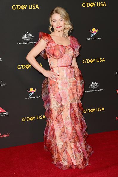 Emilie De Ravin「2018 G'Day USA Los Angeles Black Tie Gala - Arrivals」:写真・画像(17)[壁紙.com]