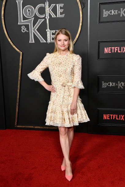 "Netflix's ""Locke & Key"" Series Premiere Photo Call:ニュース(壁紙.com)"