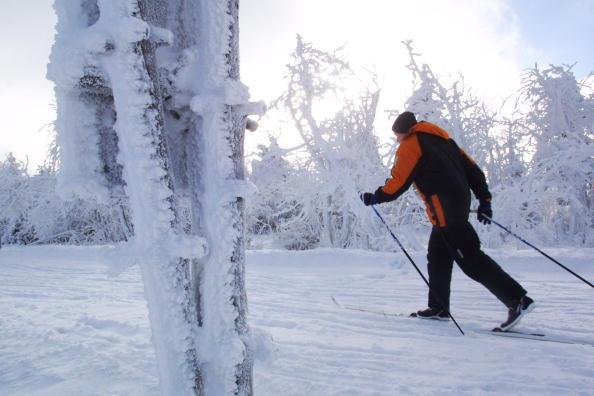Ski-Wear「Freezing Weather In Central Europe」:写真・画像(17)[壁紙.com]