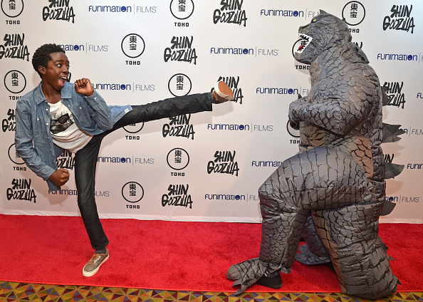 Godzilla「Funimation Films Presents 'Shin Godzilla' Premiere at 2016 New York Comic Con」:写真・画像(1)[壁紙.com]