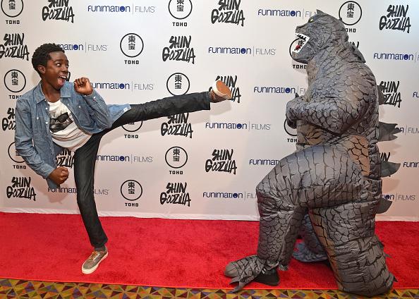 ゴジラ「Funimation Films Presents 'Shin Godzilla' Premiere at 2016 New York Comic Con」:写真・画像(1)[壁紙.com]