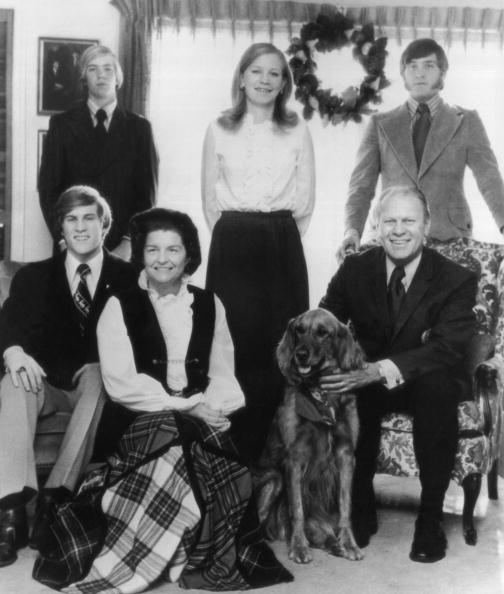 Betty Ford「Family Ford」:写真・画像(3)[壁紙.com]