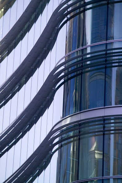 Curve「No1 London Wall detail, London, UK Norman Foster and Partners Architects」:写真・画像(6)[壁紙.com]