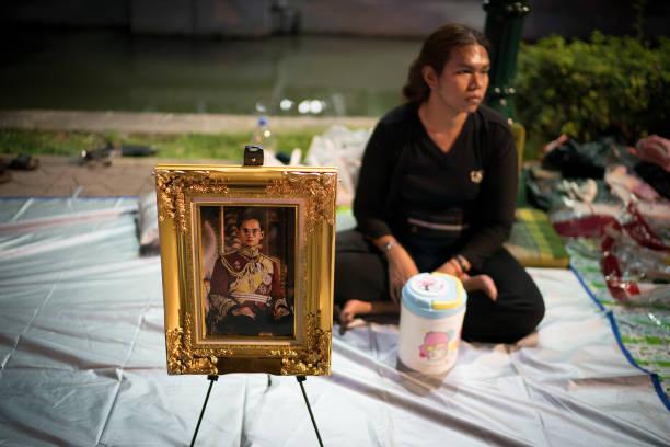 政治と行政「Preparations For Thailand's King Bhumibol Funeral」:写真・画像(13)[壁紙.com]