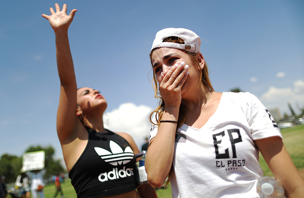 Mass Shooting「22 Dead And 26 Injured In Mass Shooting At Shopping Center In El Paso」:写真・画像(18)[壁紙.com]