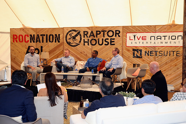 Big Data「Raptor House Partners With Roc Nation And Live Nation For Fourth Annual Raptor House In Austin, Texas」:写真・画像(18)[壁紙.com]