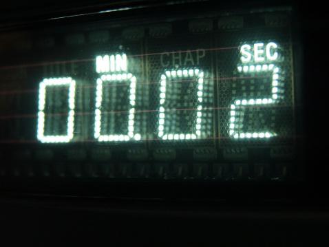Zero「Number on Display 02」:スマホ壁紙(1)