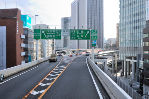 Minato Ward「Highway , Minato Ward, Tokyo Prefecture, Japan」:スマホ壁紙(16)