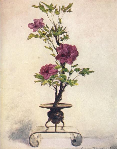 静物「'Flower-Placing', c1887,」:写真・画像(16)[壁紙.com]