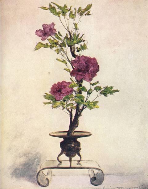'Flower-Placing', c1887,:ニュース(壁紙.com)