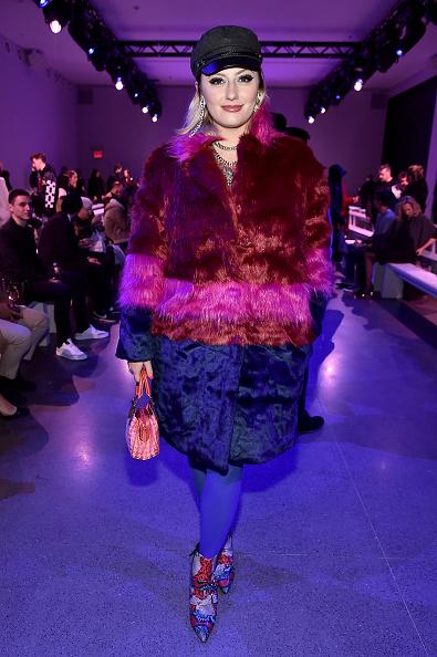 ニューヨークファッションウィーク「Afffair - Front Row - February 2019 - New York Fashion Week: The Shows」:写真・画像(19)[壁紙.com]