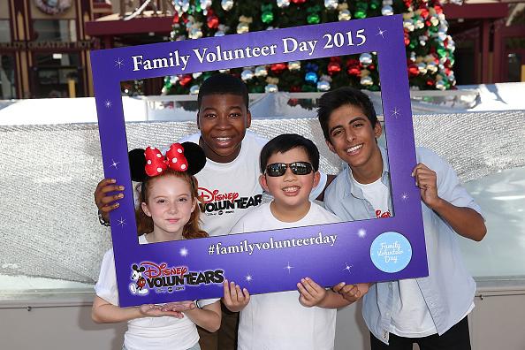 Disneyland - California「Family Volunteer Day」:写真・画像(13)[壁紙.com]