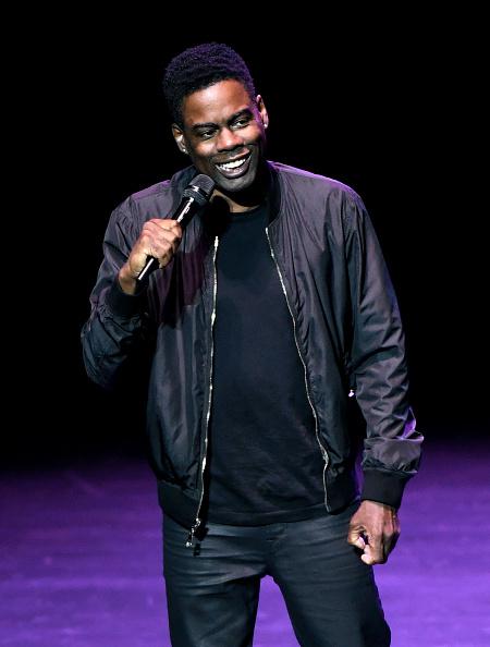 Comedian「Chris Rock Performs At Park Theater In Las Vegas」:写真・画像(5)[壁紙.com]