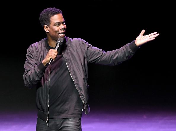 Comedian「Chris Rock Performs At Park Theater In Las Vegas」:写真・画像(1)[壁紙.com]